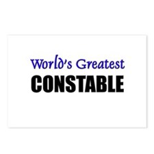 Worlds Greatest CONSTABLE Postcards (Package of 8)