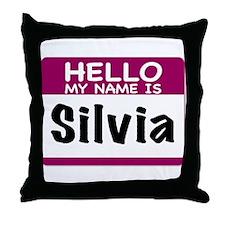 Silvia Throw Pillow