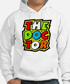 The Doctor Jumper Hoody