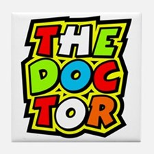 The Doctor Tile Coaster