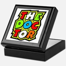 The Doctor Keepsake Box