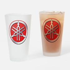 Yamaha Drinking Glass
