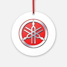 Yamaha Round Ornament
