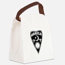 Spirit Board Planchette Canvas Lunch Bag