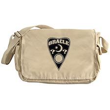 Spirit Board Planchette Messenger Bag