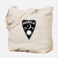 Spirit Board Planchette Tote Bag