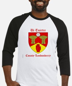 Ui Tuirtre - County Londonderry Baseball Jersey