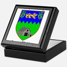 Ui Muiredaig - County Wicklow Keepsake Box