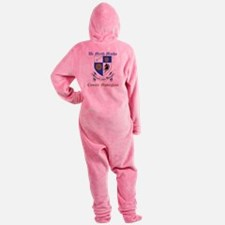 Ui Meith Macha - County Monaghan Footed Pajamas