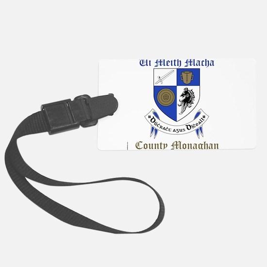 Ui Meith Macha - County Monaghan Luggage Tag