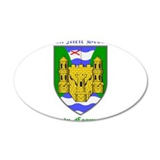 Ui Meic Brocc - County Fermanagh Wall Decal