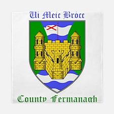 Ui Meic Brocc - County Fermanagh Queen Duvet