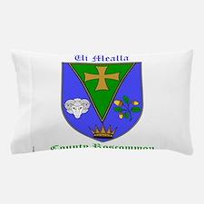 Ui Mealla - County Roscommon Pillow Case