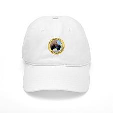 Yellowstone NP (Bison) Baseball Cap