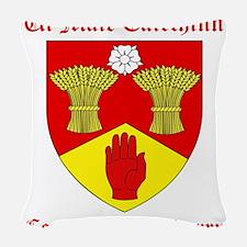 Ui Maic Cairthinn - County Londonderry Woven Throw