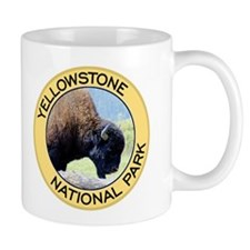 Yellowstone NP (Bison) Mug