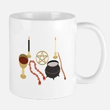 Witches Tools Mugs