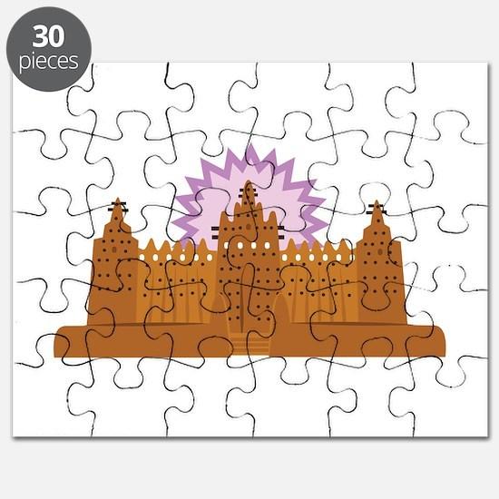 Timbuktu Puzzle