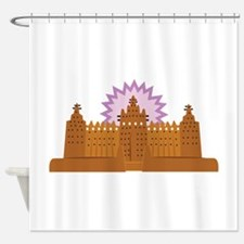 Timbuktu Shower Curtain