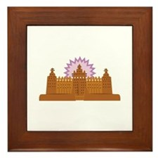 Timbuktu Framed Tile