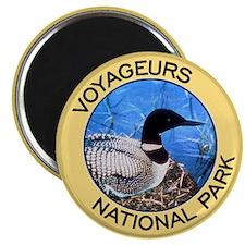 Voyageurs NP (Loon) Magnet