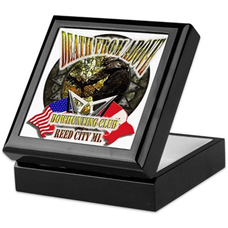 Death From Above Keepsake Box