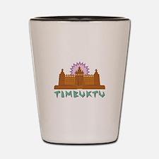 Timbuktu Shot Glass