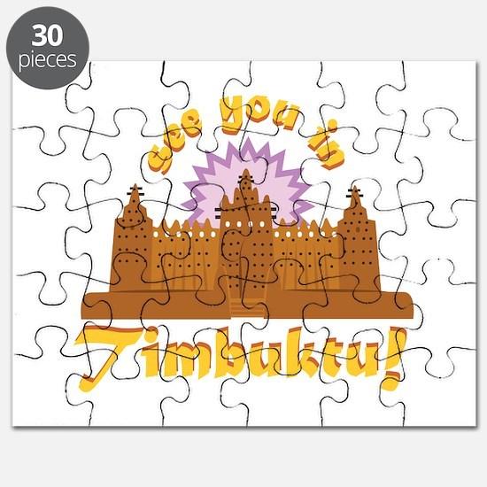 In Timbuktu! Puzzle