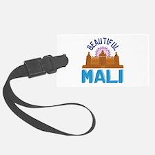 Beautiful Mali Luggage Tag