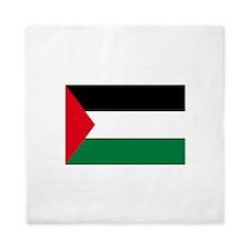 Palestine Queen Duvet