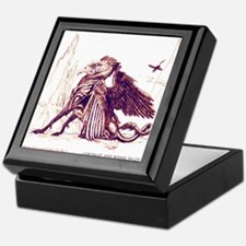 Guardian Gryphon<br> Keepsake Box