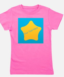 Cool Bright Star Girl's Tee