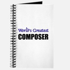 Worlds Greatest COMPOSER Journal