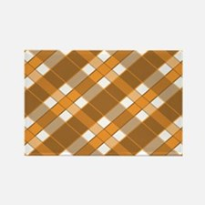 FALL PLAID Magnets
