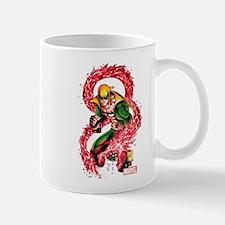 Iron Fist Red Dragon Mug