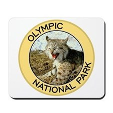Olympic NP (Bobcat) Mousepad
