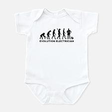 Evolution Electrician Infant Bodysuit