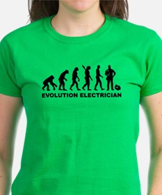 Evolution Electrician Tee