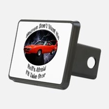 Plymouth Superbird Hitch Cover