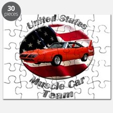 Plymouth Superbird Puzzle