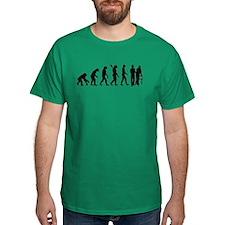 Evolution caregiver T-Shirt