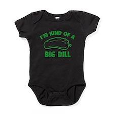 Cute Famous joke Baby Bodysuit