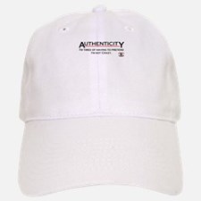 Authenticity Baseball Baseball Cap
