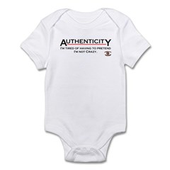 Authenticity Infant Bodysuit