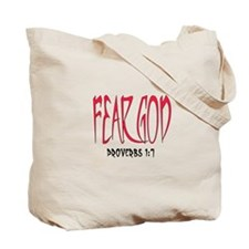 Fear God Tote Bag