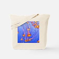Funny Jellyfish Tote Bag
