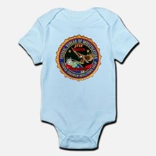 FBI Houston Intelligence Infant Bodysuit