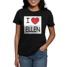 Cute Ellen Tee