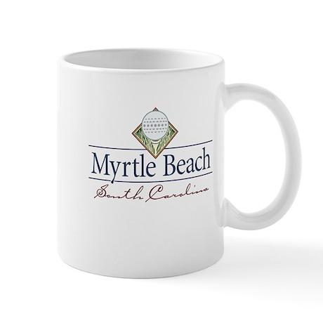 Myrtle Beach golf - Mug