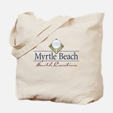 Myrtle Beach golf - Tote Bag